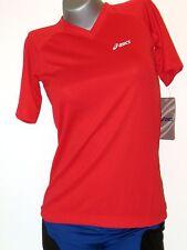 Asics camiseta mujer tamaño XL (48/50) rojo NUEVO CHUMBA lauf- Deportes T