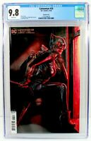 CATWOMAN #25 CGC 9.8 NM/MT Lee Bermejo Variant Cover DC Comics 11/2020 Fast Ship