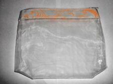 Avon.COSMETIC/WashBAG(see-thru Mesh)19cm.NEW.Holiday/Spa1.99p ea(Com P+P)BARGAIN