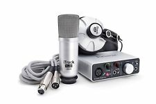 Focusrite iTrack Studio Audio Interface and Recording Bundle for Mac PC & iPad