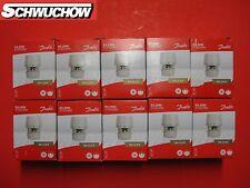 Danfoss 10x Ra 2990 Testa Termostato 013G2990 2000 Valvola