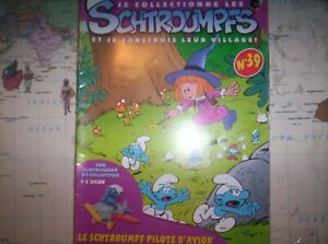 Smurfs Schtroumps collectors magazine french SJ1319