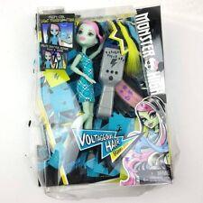 Monster High Voltageous Hair Frankie Stein Doll Skullette Mattel