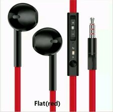 New  In-Ear HANDSFREE  EARPHONES with mic for iPhone ipods Androids