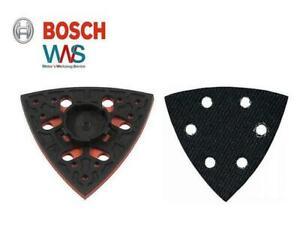 Bosch Delta Schleifplatte für GDA 280 E und PDA 180 / 240 E Dreieck Schleifer
