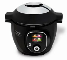 Tefal CY855840 Cook4Me+ Connect 6L Multi Cooker Bluetooth LCD 2 Year Guarantee