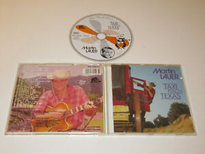 Martin Lauer – Taxi After Texas/ Bear Family Records – Bcd 15485-AH