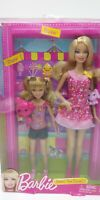 Barbie & Sister Stacie Fun Prizes Barbie Doll Set FREE USPS PRIORITY SHIPPING