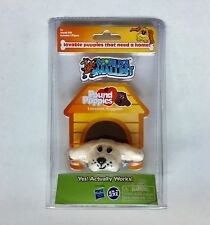 Pound Puppies World's Smallest Puppy Dog Plush Hasbro SI 2016 White & Tan