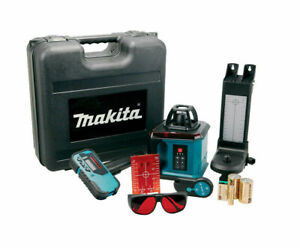 New Makita SKR200Z Automatic Self-Levelling Rotating Laser Level & Accessories