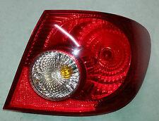 2004-08 Corolla Right RH RR Passenger's Side Tail Brake Light OEM QTR MTD Lamp