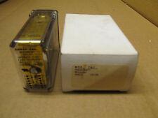 1 NIB MSD INC B255BXBP RELAY 120 VOLT COIL