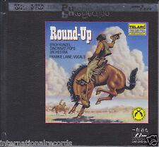 FIM/LIM Round-Up Erich Kunzel Frankie Laine 32-Bit Mastering UltraHD UHD CD New