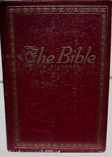 THE BIBLE IN PICTURES Ralph Kirby Greystone Press 1970 Inglese Biblica Bibbia di