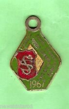 RUGBY LEAGUE CLUB MEMBER BADGE - SOUTH SYDNEY JUNIORS 1967  #2218