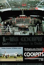 L-188 Cockpit - Lockheed Electra in Detail DVD