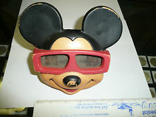 Vintage Disney Mickey Mouse View-Master --damage on 1 eye piece