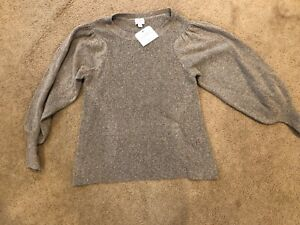 Women's Maternity Cable Sweater Isabel Maternity By Ingrid & Isabel Pink Size M
