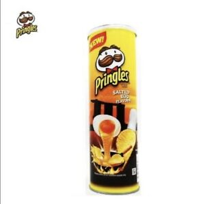 Pringles Salted Egg Potato Chips 134g Limited Edition New Sealed SAME DAY POST