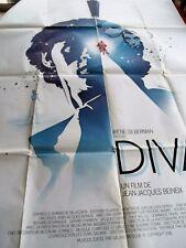 Affiche de cinéma Diva 1981