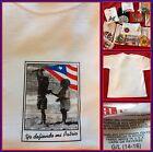 UNIQUE  Puerto Rico designed T-shirt   youth, large 14-16 . Unisex