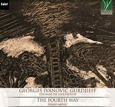 Massimo Salotti - Gurdjieff: The Fourth Way [New CD] Italy - Import