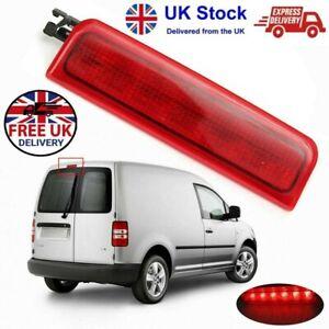 For VW Caddy 2004-2015 2014 OE 2K0945087A UK Red LED Rear Door Brake Light Lamp