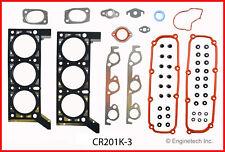 ENGINETECH CR201K-3 Engine Rebuild Gasket Set