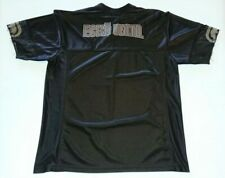 ECKO Jersey T-Shirt Black Mesh Large RARE MADE IN AUSTRALIA Excellent Condition