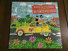 RADIO LA COLIFATA PRESENTA EL CANTO DEL LOCO - CD 20 TRACKS + DVD BUEN ESTADO