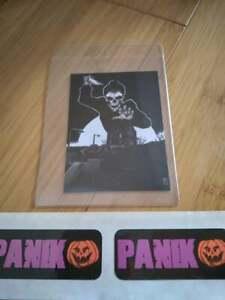 Bam! Horror Psycho Norman Bates Artist Select Card Signed by Jason Miller