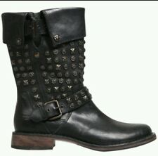 UGG Conor Moto Studded Boots Sz 6.5 **Price reduced. New Pics**