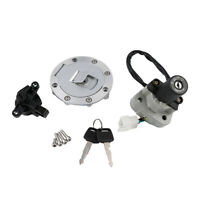 Fuel Gas Cap  Ignition Switch Key Fit For Yamaha YZF1000 97-98 YZF600 1996-2003