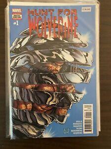 Hunt for Wolverine 1 High Grade Marvel Comic Book CL78-143