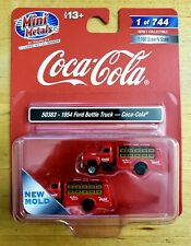 Mini Metals 50383 1954 Ford Bottle Truck Coca-Cola (2 Pack) 1:160 LIMITED /744