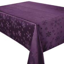 Snowflake Christmas Table Tablecloths
