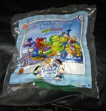 2000 Rugrats in Reptarland Nickelodeon Burger King Toy - Dil's Ooey Gooey Ride