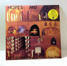 ART BEARS Hopes And Fears 180-gram VINYL LP Sealed Fred Frith