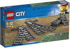 Lego City Trains 60238 - aiguillages