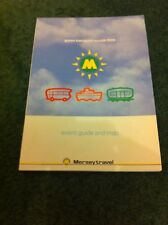 Merseytravel Event guide and Map - green transport month 1999