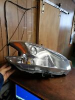 2009-2014 Nissan Maxima RH Passenger Side Mirror WITHOUT Led Indicator White