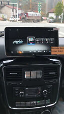 9.3'Original size Android Navigation for Mercedes Benz G Class W463 2012-2016
