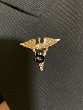 Collar pin: Medical Corps, Sanitary - 2 Pcs