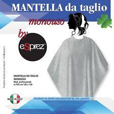 100 pz Mantellina da Taglio Monouso Mantella per Parrucchieri in TnT esprez