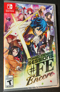 Tokyo Mirage Sessions #FE Encore (Nintendo Switch) NEW