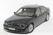 1:18 BMW 745i E65 Limousine (2001–2005) | graumetallic | Kyosho | Modellauto PKW