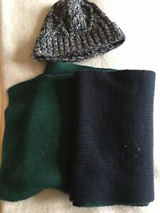 Jack Wills Beanie And Scarf