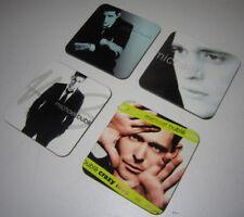 Michael Buble Album Cover COASTER Set