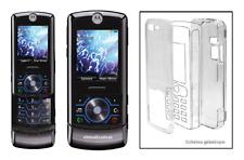 Carcasa Cristal Transparente protección ~ MOTOROLA Z6