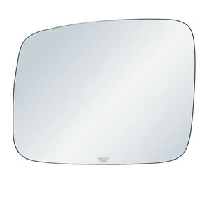Left Side Mirror Glass Replacement For 1992-2003 Volkswagen Eurovan 3M Adhesive